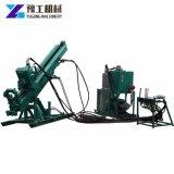 Yugongの油圧アンカー石の穴の掘削装置