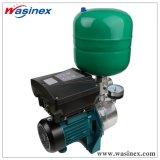 La monofásico de Wasinex 0.75kw adentro y tres eliminan la bomba de agua constante inteligente de la presión VFD