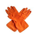 Бытовые моющие резиновые перчатки из латекса