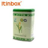 O Chá personalizados Latas por grosso com preço de fábrica