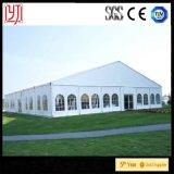 Водоустойчивый шатер партии рамки шатра 6061-T6 венчания PVC алюминиевый с Ce, TUV