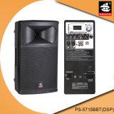 15 Spreker pS-5715bbt van de FM DSP van de duim de PRO100W USB BR Plastic Actieve (DSP)