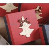 El papel de regalo de Navidad, ver cuadro Personalizado Embalaje