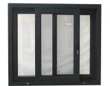 Lâmina de alumínio com vidros duplos