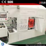 Máquina plástica de Socketing del tubo con control automático del PLC