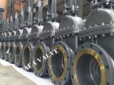Ручной скрепленная болтами литой сталью запорная заслонка клина Bonnet API600 гибкая