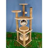 사이살 삼 물자 고양이 나무 Scratcher 의 나무를 긁어 고양이