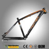 内部シフトケーブルルーティングのアルミニウムMountianの自転車MTBフレーム