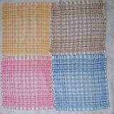 Essuie-main 100% de cantine de filé simple de coton