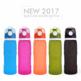 Бутылки воды силикона Широк-Рта большие подгонянные