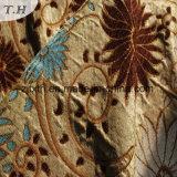 Жаккард Chenille обшивка дивана крышку ткань дизайн
