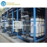 Os sistemas de ultrafiltragem de água salgada automático do equipamento de tratamento de água