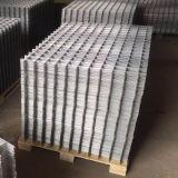 6mm Galfan geschweißtes Maschendraht-Panel
