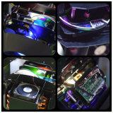 Licht van LEIDEN het Bewegende Hoofd Lichte 250W DJ van de Vlek