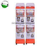 A novidade da cápsula com moedas de projeto Estação de brinquedo máquina de venda automática permanente
