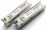 SFP 송수신기 Bidi 1550MB/S 1310tx/1550rx; 1310tx/1550rx Fp; 40km