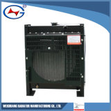 3tnm68-Gge-1 Yanmer Serien-Wasser-Aluminiumkühler für Dieselmotor