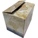 折る包装の波形ボックス