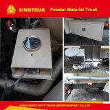 大きいVolum Sinotruk HOWO 8X4の粉材料のトラック