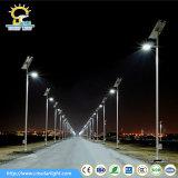 alumbrado público solar de 80W LED con diseño económico