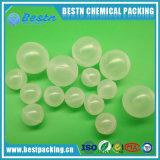 Daling van de lage Druk 38mm Plastic Holle Bal als Chemische Verpakking