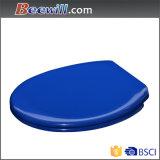Asiento de tocador de color naranja de limpieza eficiente de Duroplast