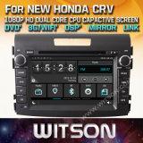 Witson Windows Радио стерео проигрыватель DVD для Honda CRV 2012 2014