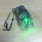 Van het LEIDENE van de Macht van de Batterij van aa het Licht van het Aas van de Lamp Lokmiddel van de Visserij