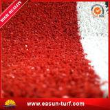 Bunter künstlicher Gras-Dekor-Chemiefasergewebe-Rasen