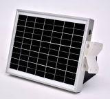 panneau solaire 15W pour le système de d'éclairage solaire à la maison