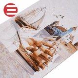 Foshan 300*600 Azulejos de cerámica de 5D de chorro de tinta de calidad en diseño para la decoración mural interior