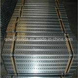 平野か管をはめ込むPre-Galvanized/HDG/Powderのコーティング