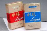 يورّق يعبّئ منتوجات, طباعة سيجارة صندوق
