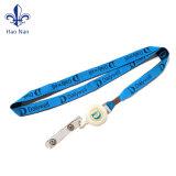 Fabricado en China nuevo cordón de cuello de poliéster promocionales