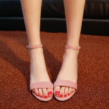 Мода обувь женщины Sexy платформы сандалии пятки летом обувь сандалии женщин высокого каблука женские сандалии размер 34-40