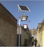 50W 2000 прожекторы света потока люмена напольные солнечные СИД солнечные