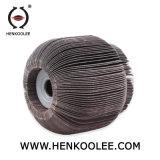 Rotella di lucidatura /Wood che smeriglia le rotelle della falda per acciaio inossidabile