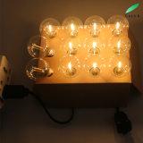 AC110V/AC220V открытый светодиодный индикатор строки с E17 в G40 светодиодные лампы накаливания