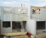 Energieeinsparung-und Anti-Auswirkung Zwischenlage-Kleber-vorfabriziertes Haus-Panel
