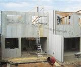 A poupança de energia e de cimento do tipo sanduíche Anti-Impact Painel Casa prefabricadas