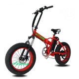 Alles Aluminiumrahmen-fettes Gummireifen E-Fahrrad elektrische Fahrrad/faltende elektrische Fahrrad