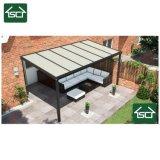 Couverture de patio de certificat de la CE de polycarbonate de DIY
