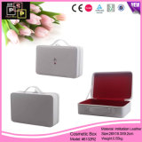 Коробка конструкции белой коробки сбережения косметической косметическая (6132)