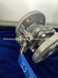 GB Stainless Steel Floating Ball Valve with New Mounting Propellent-actuated device
