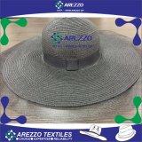 Sombrero de papel de la playa de la paja de las mujeres (AZ020B)
