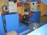 Machine tangentielle automatique de soudure continue d'équipement industriel de cylindre de gaz de LPG
