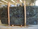 Labrodorite синий гранит полированной плитки&слоев REST&место на кухонном столе