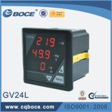 Gv24L Meter van de Diesel Frequentie van de Generator de Digitale