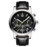 Orologio svizzero su ordinazione del lusso di Waterporoof del movimento dell'OEM