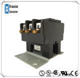 Fachmann bildete Klimaanlagen-Kontaktgeber des Wechselstrom-Kontaktgeber-3 Pole-90A 120V mit UL-Zustimmung